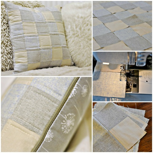 cushion Collage