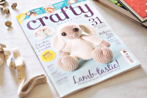 crafty magazine issue 11