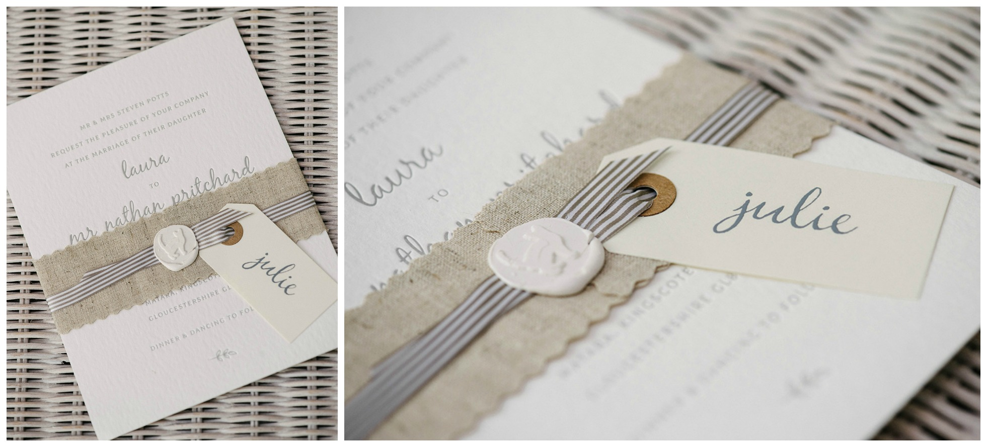 letterpress wedding invitations   Dimple Stitch - The Blog